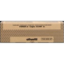 Originale Olivetti - laser - Toner alta resa - nero - B0592