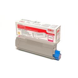 Originale OKI 43381906 - laser - Toner alta resa - magenta