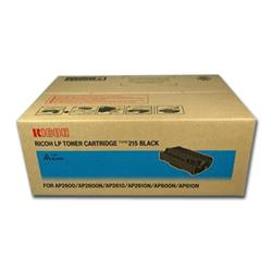 Originale Ricoh stampanti, fax e copiatrici - Toner all-in-one Type 215 - 400760 - nero - K50