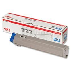Originale OKI 42918915 - laser - Toner - ciano