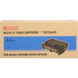 Originale Ricoh stampanti, fax e copiatrici - Toner Type 220 - 403057 - nero - K158
