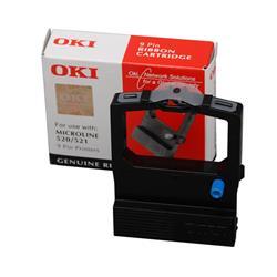 Originale OKI 09002315 - stampanti ad aghi - Nastro - nero