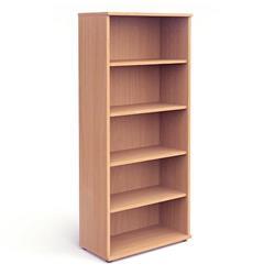 Impulse 2000 Bookcase Beech Ref I000052