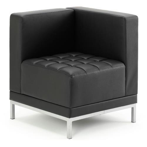 Br Thult Corner Sofa Bed Review: Buy Infinity Visitor Modular Corner Unit Sofa Chair Black