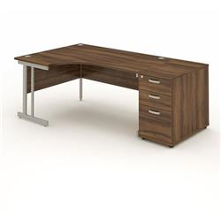 corner desks workstations uk office direct