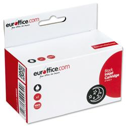 Euroffice Compatible Inkjet Cartridge Page Life 700pp Black [HP No. 920XL CD975AE Equivalent]