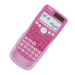 Casio FX-85GTPLUS Calculator Scientific Pink Ref FX85GTPLUSPink
