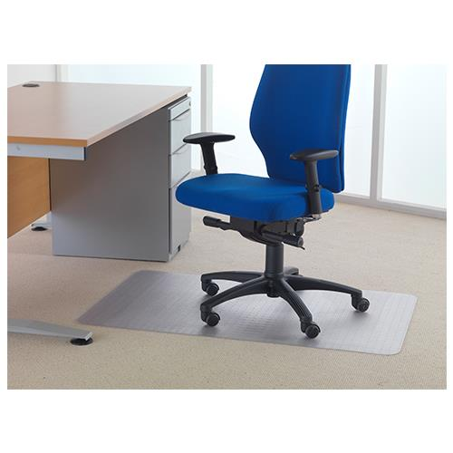 Buy Floortex Value Chairmat For Carpet 1200x750mm Clear