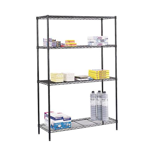 safco wire commercial shelving unit w 1219mm