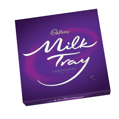 Cadbury Milk Tray 360g