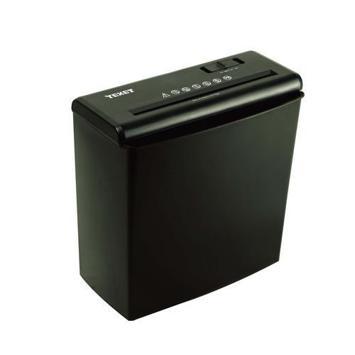 Buy texet personal shredder strip cut ref sc10n for Best home office shredder uk