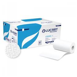 Asciugamani in rotoli Lucart - pura cellulosa 2 veli - conf. 12