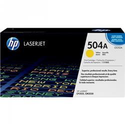 Originale HP - laser - Toner - giallo - CE252A