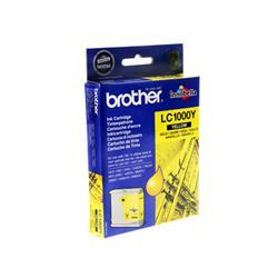 Originale Brother multifunzione inkjet - Cartuccia - giallo - LC-1000Y