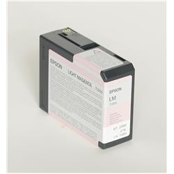 Originale Epson C13T580600 Cartuccia inkjet ink pigmentato ULTRACHROME K3 T5806 magenta chiaro