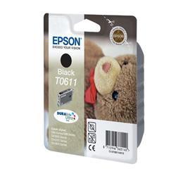 Cartuccia originale Epson T0611 - nero - C13T06114010