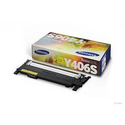 Originale Samsung CLT-Y406S/ELS Toner - Giallo