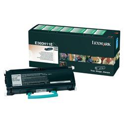 Originale Lexmark E360H11E - stampanti laser - Toner alta resa - nero