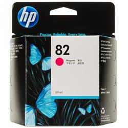 Cartuccia HP 82 - originale HP - magenta - C4912A