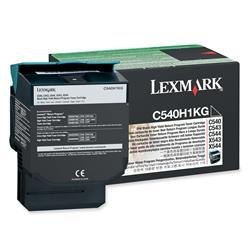 Originale Lexmark stampanti laser - Toner alta resa - nero - C540H1KG