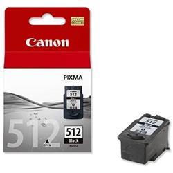 Cartuccia Canon con testina PG-512 - originale Canon - nero - 2969B001
