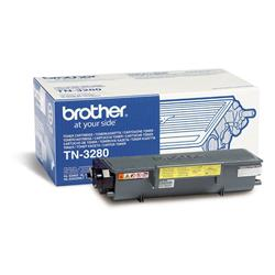 Toner Brother TN-3280 alta resa - originale Brother - nero