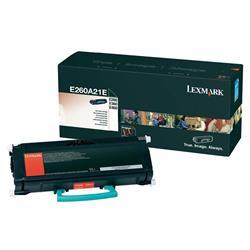 Originale Lexmark E260A21E - Toner - Nero return program - Nero
