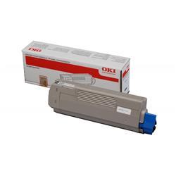 Originale OKI stampanti e multifunzione laser OKI - Toner - nero - 8000 - 44315308