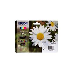 Originale Epson C13T18164010 - Conf. 4 cartucce inkjet A.R. SERIE 18XL - 4 colori multipack