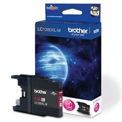 Originale Brother stampanti e multifunzione laser Brother - Toner - 1200 - LC-1280XL-M - magenta