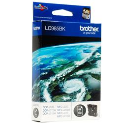 Originale Brother Cartuccia inkjet SERIE 985 nero - LC-985BK