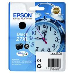 Cartuccia originale Epson T2711 XL - nero - C13T27114010