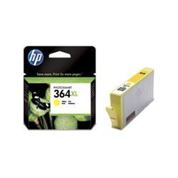 Cartuccia HP 364 XL alta capacità - originale HP - giallo - CB325EE