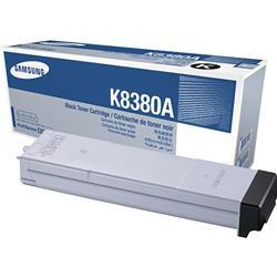 Originale Samsung Toner nero - CLX-K8380A-ELS