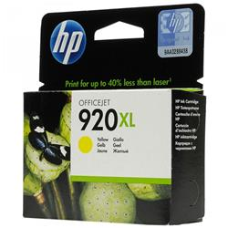 Originale HP Cartuccia inkjet 920XL giallo - CD974AE