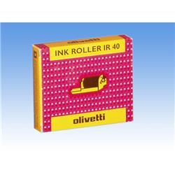 Originale Olivetti stampanti ad aghi - Ink-roll - nero - 80878 - conf. 2