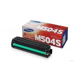 Originale Samsung CLT-M504S/ELS Toner - Magenta