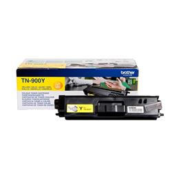 Image of Originale Brother TN-900Y Toner altissima resa giallo