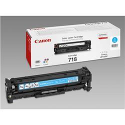 Originale Canon stampanti laser e copiatrici - Toner CRG 718 C - ciano - 2661B002