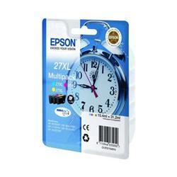 Multipack originale Epson T2715 XL - tricromia - C13T27154010 - conf. 3