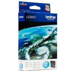 Originale Brother Cartuccia inkjet SERIE 985 ciano - LC-985C