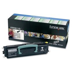 Originale Lexmark stampanti laser - Toner - nero - X203A11G