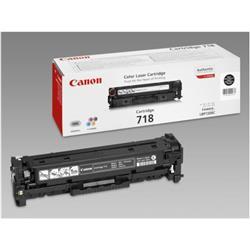 Originale Canon stampanti laser e copiatrici - Toner CRG 718 BK - nero - 2662B002