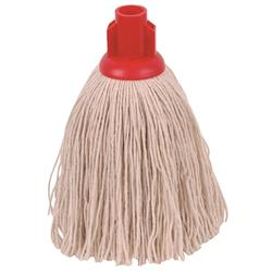 Robert Scott & Sons Socket Mop Twine for Rough Surfaces 12oz Red Ref 101852RED [Pack 10]