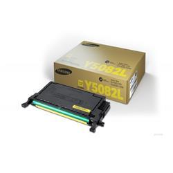 Originale Samsung stampanti e multifunzione laser - Toner alta capacità - giallo - CLT-Y5082L/ELS