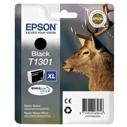 Cartuccia originale Epson T1301 XL - nero - C13T13014010