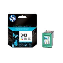 Cartuccia HP 343 - originale HP - tricromia - C8766EE