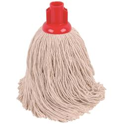Robert Scott & Sons Socket Mop for Rough Surfaces PY 16oz Red Ref 101858GREEN [Pack 10]