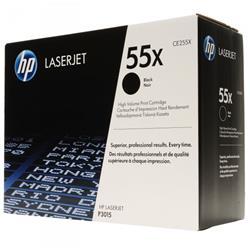 Originale HP Toner alta capacità 55X nero - CE255X