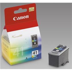 Cartuccia Canon con testina CL-41 - originale Canon - colore - 0617B001